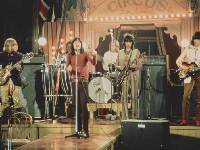 The Rolling Stones Rock And Roll Circus concert