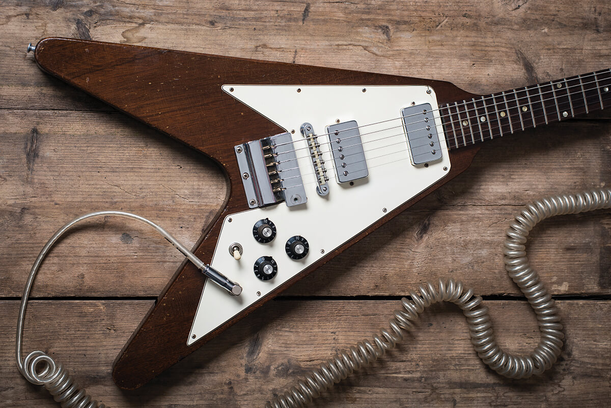 Gibson loses Flying V trademark case in EU court - Guitar com | All