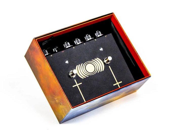 EQD Life Pedal in box