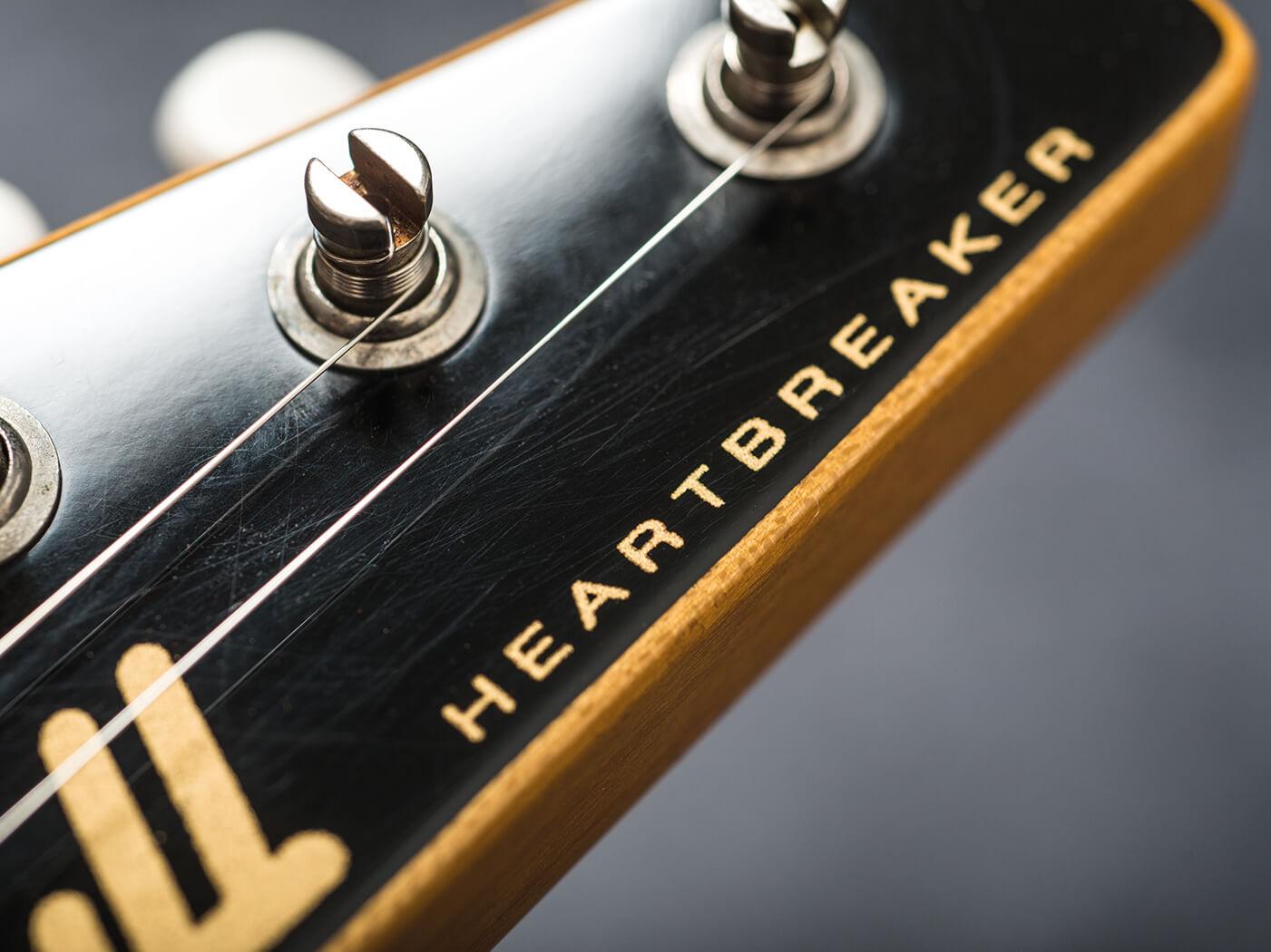 Macmull Heartbreaker Custom neck
