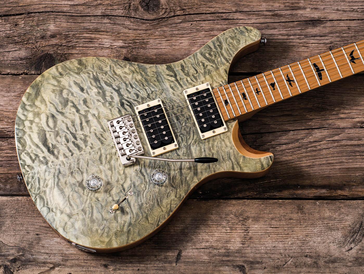 Review: PRS SE Custom 24 Ltd Ed Roasted Maple