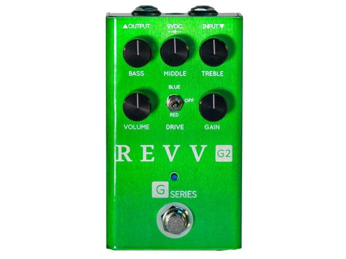 Revv G2 drive pedal
