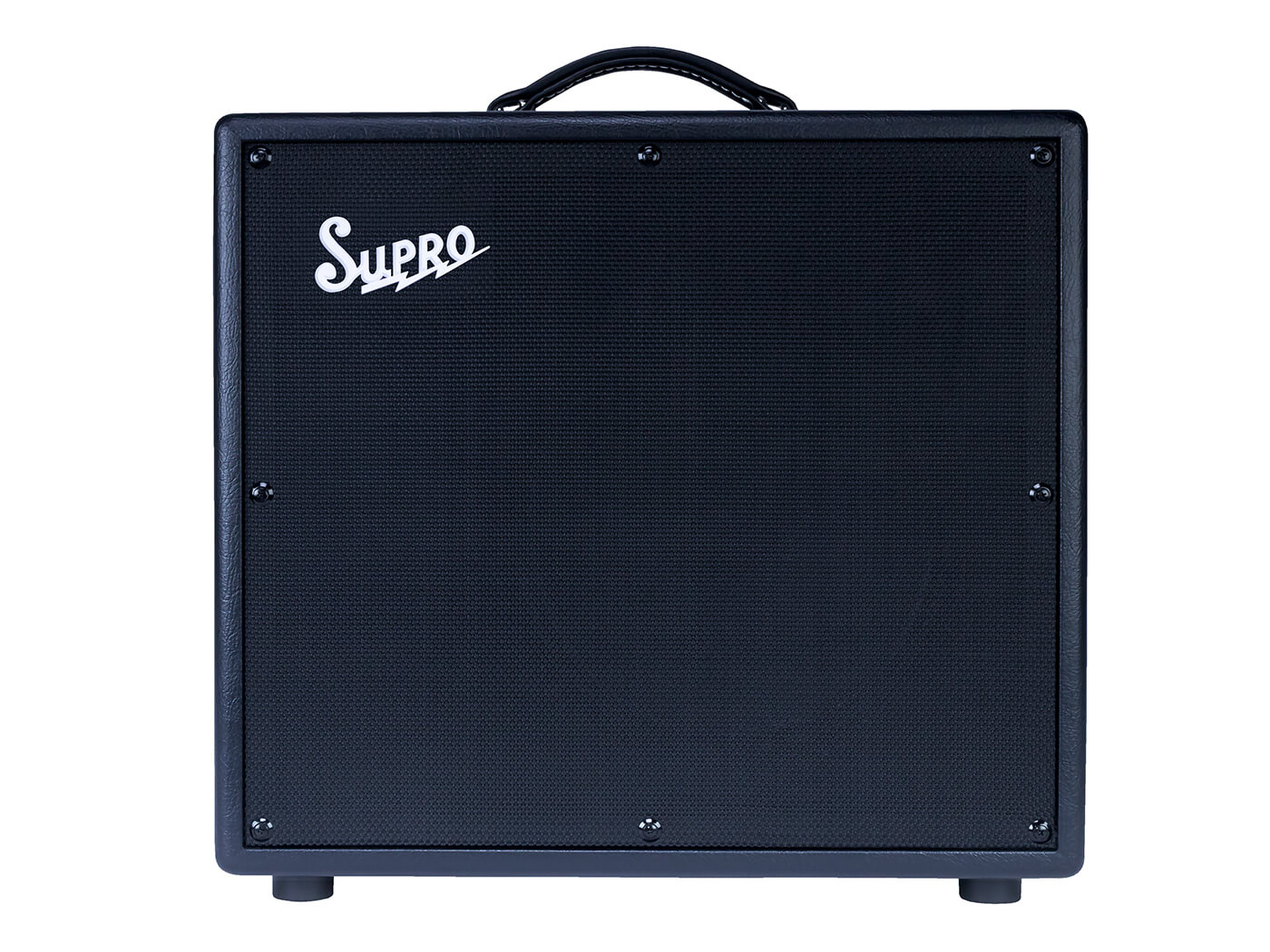 Supro Galaxy combo front