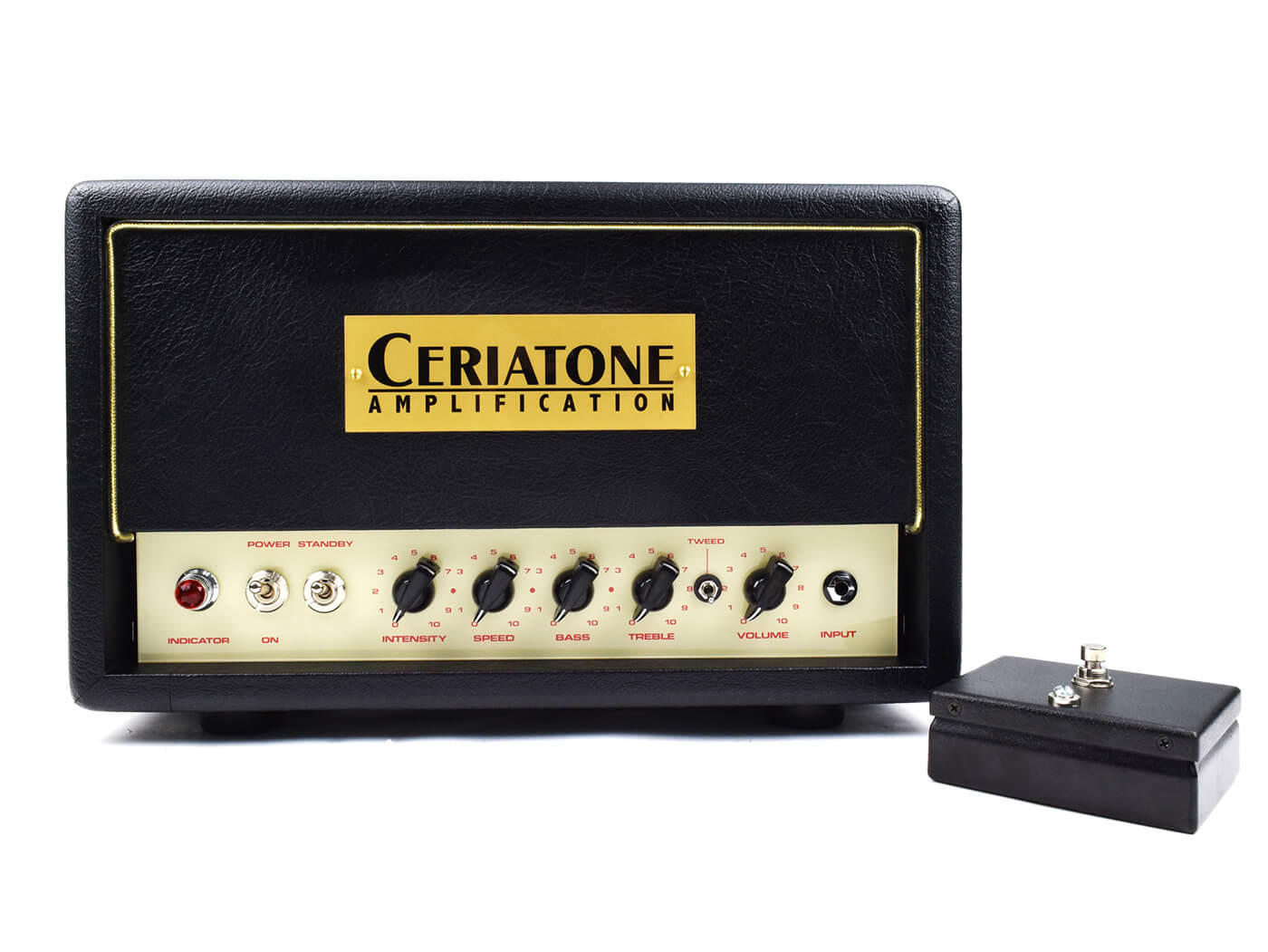 Nik Azam of Ceriatone Amplification is not afraid of