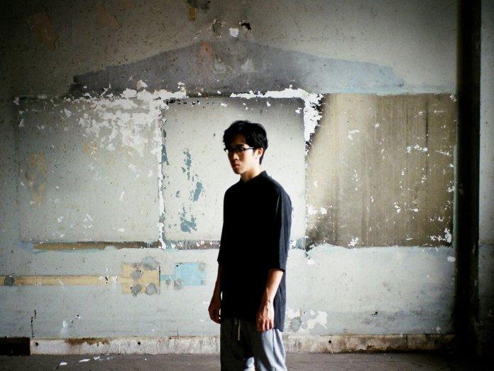 Charlie Lim shot against shadows