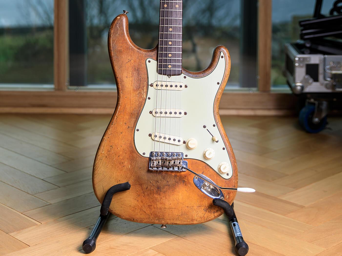 edwyn collins 1964 fender stratocaster