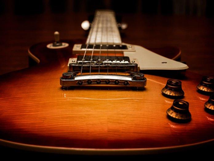 Gibson Les Paul shutterstock