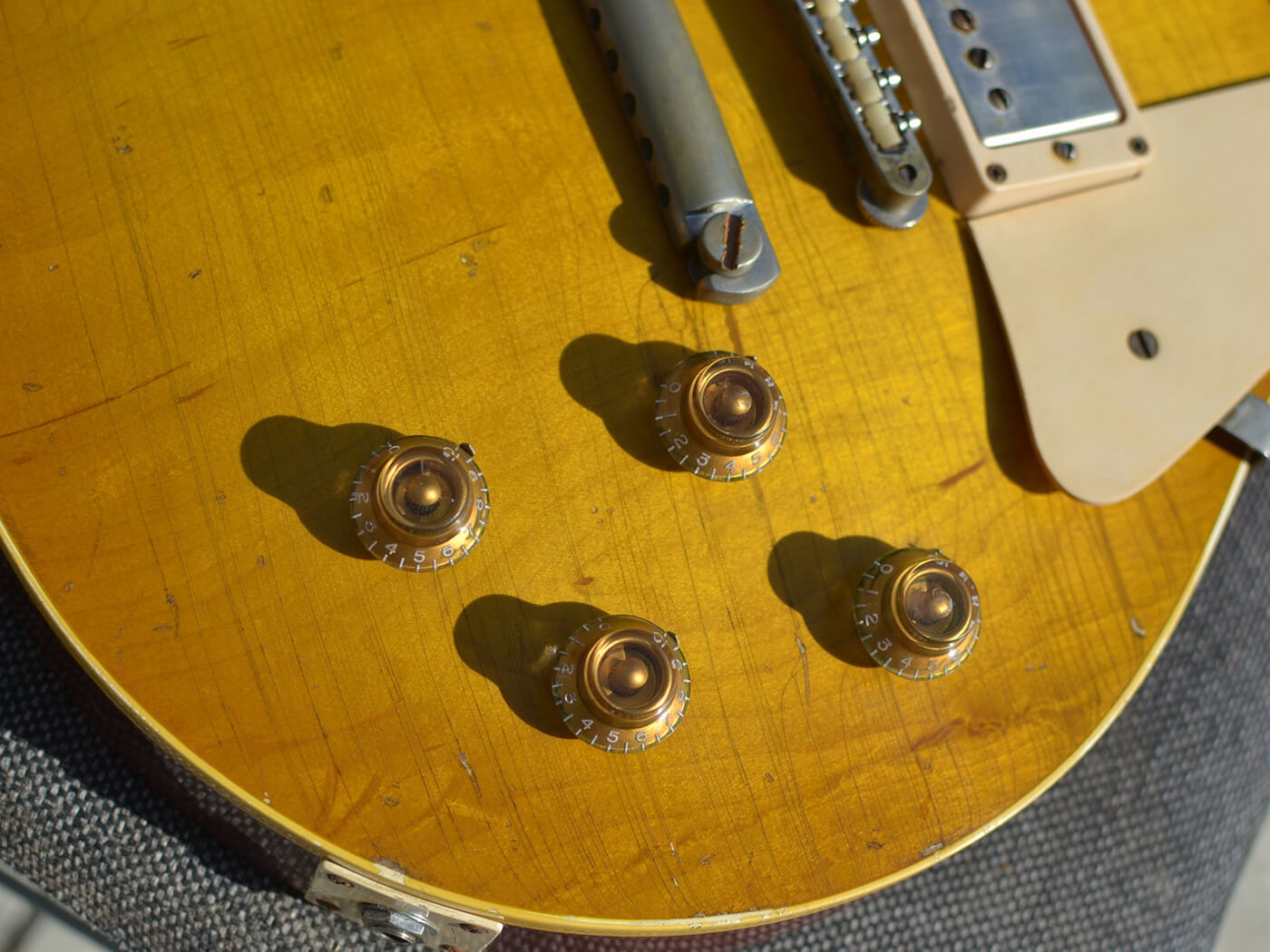 historic makeovers les paul