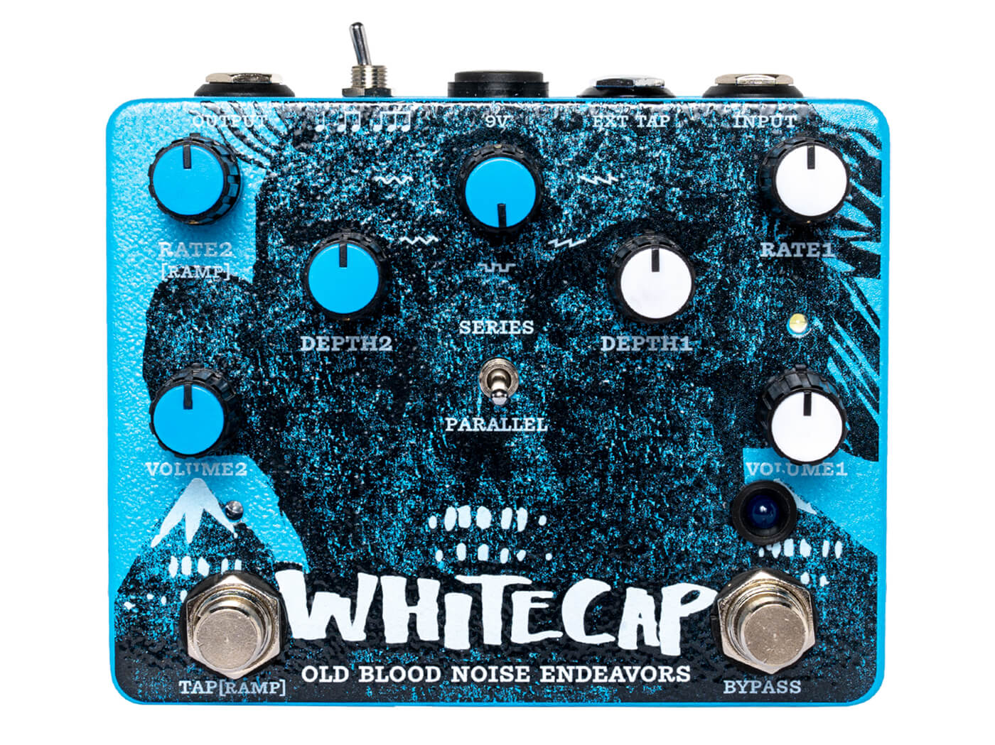 Old Blood Noise Endeavors Whitecap