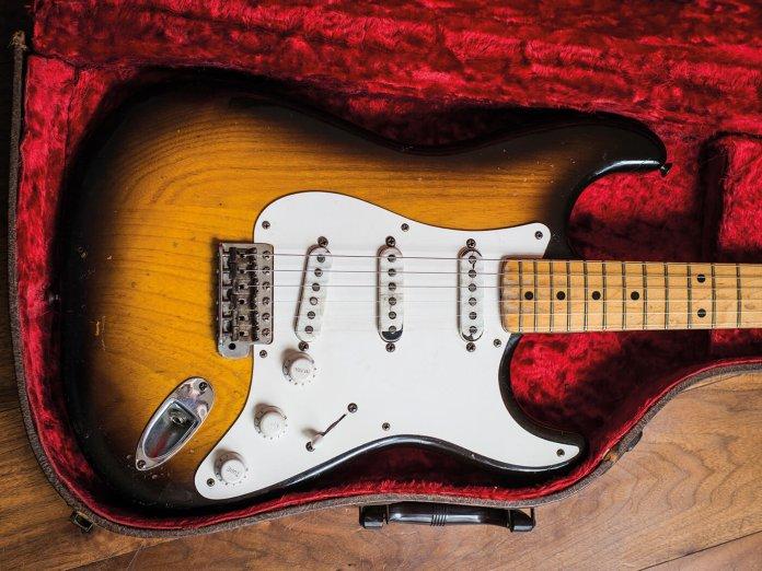 Fender 1954 rare stratocaster