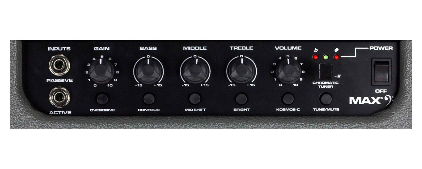 Peavey Max 300 controls