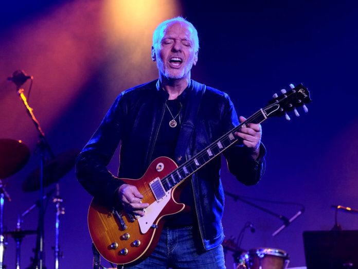 Peter Frampton Getty