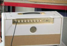 AYNSLEY LISTER SIGNATURE RIFT AMP