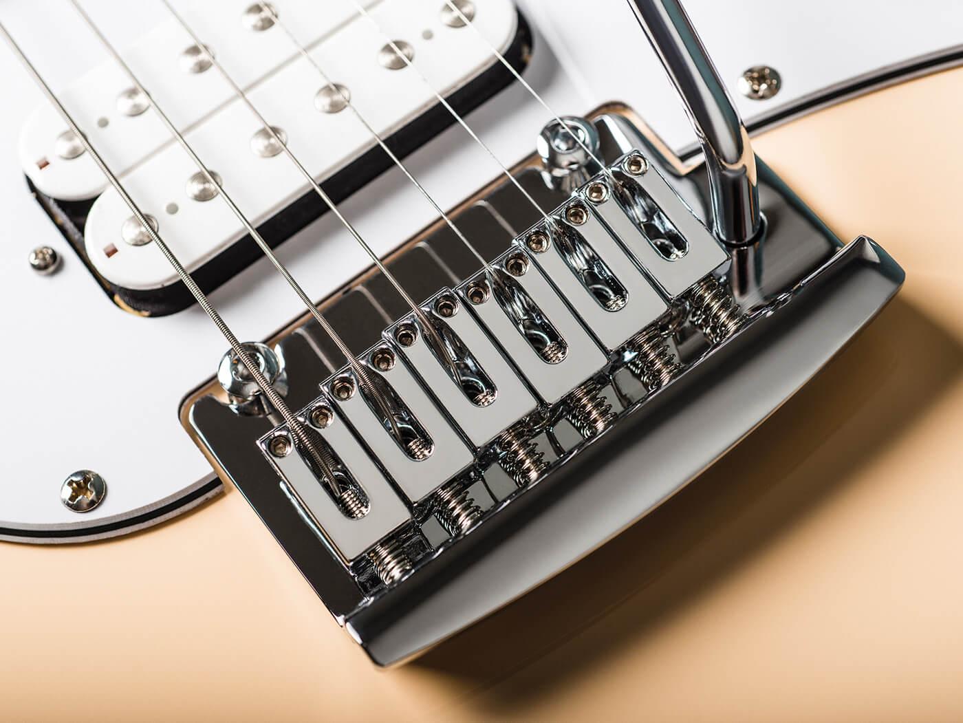 Sterling By Music Man Cutlass SSS & HSS bridge