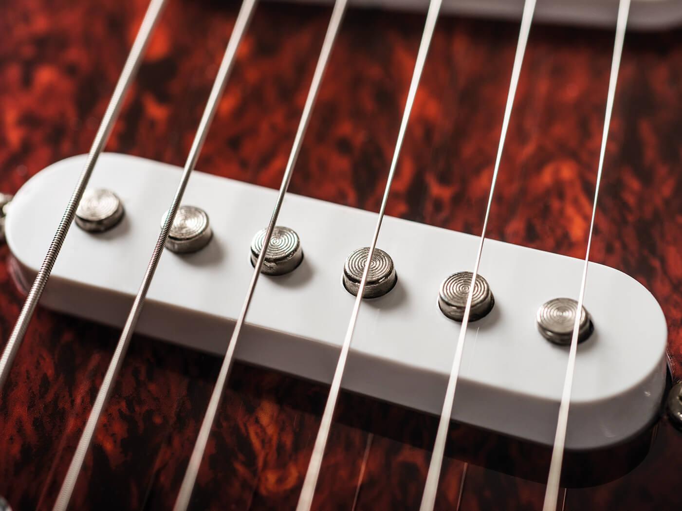Sterling By Music Man Cutlass SSS & HSS pickups