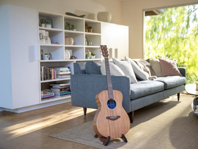 Yamaha Storia II in living room