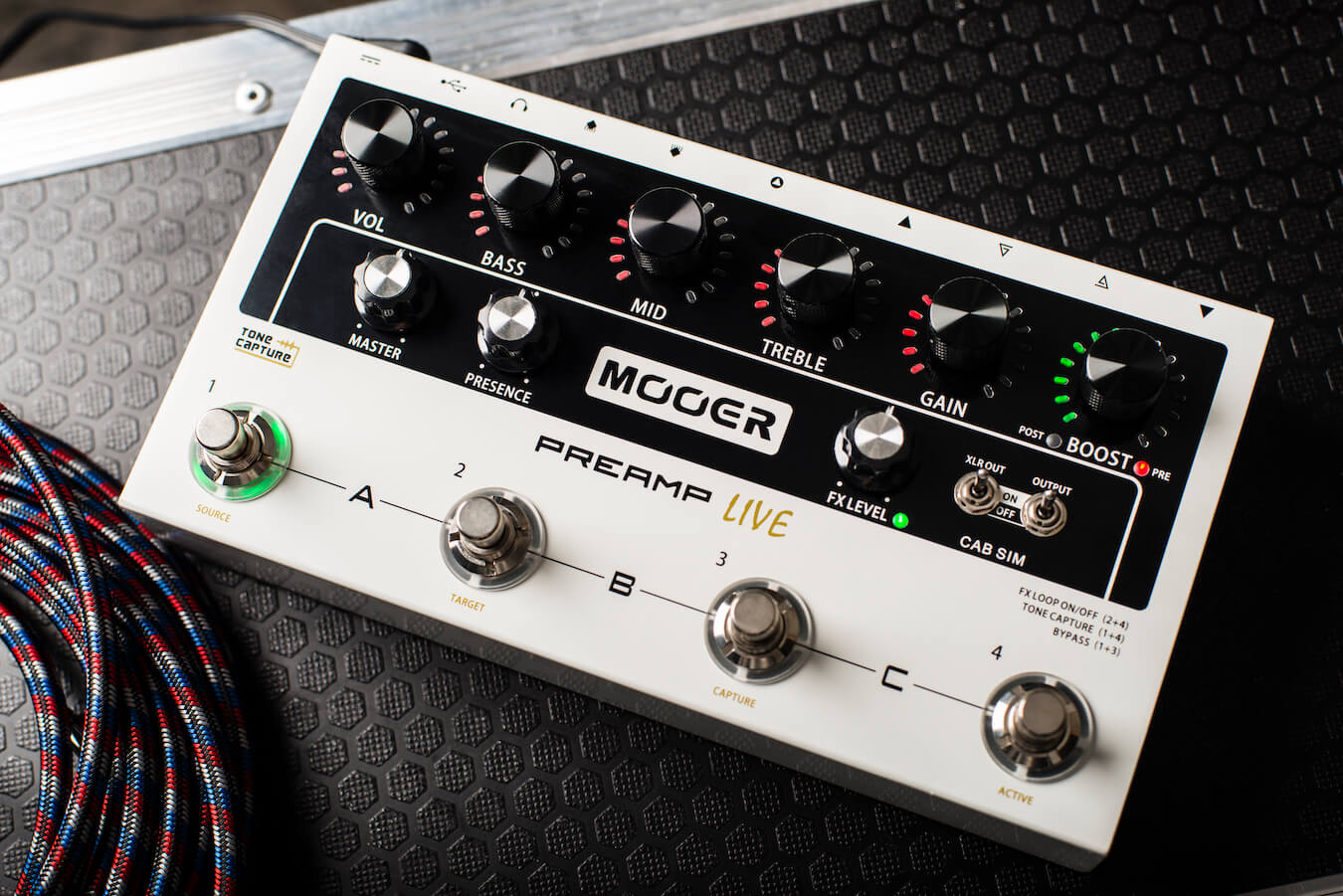 Review: Mooer Preamp Live - Guitar com | All Things Guitar