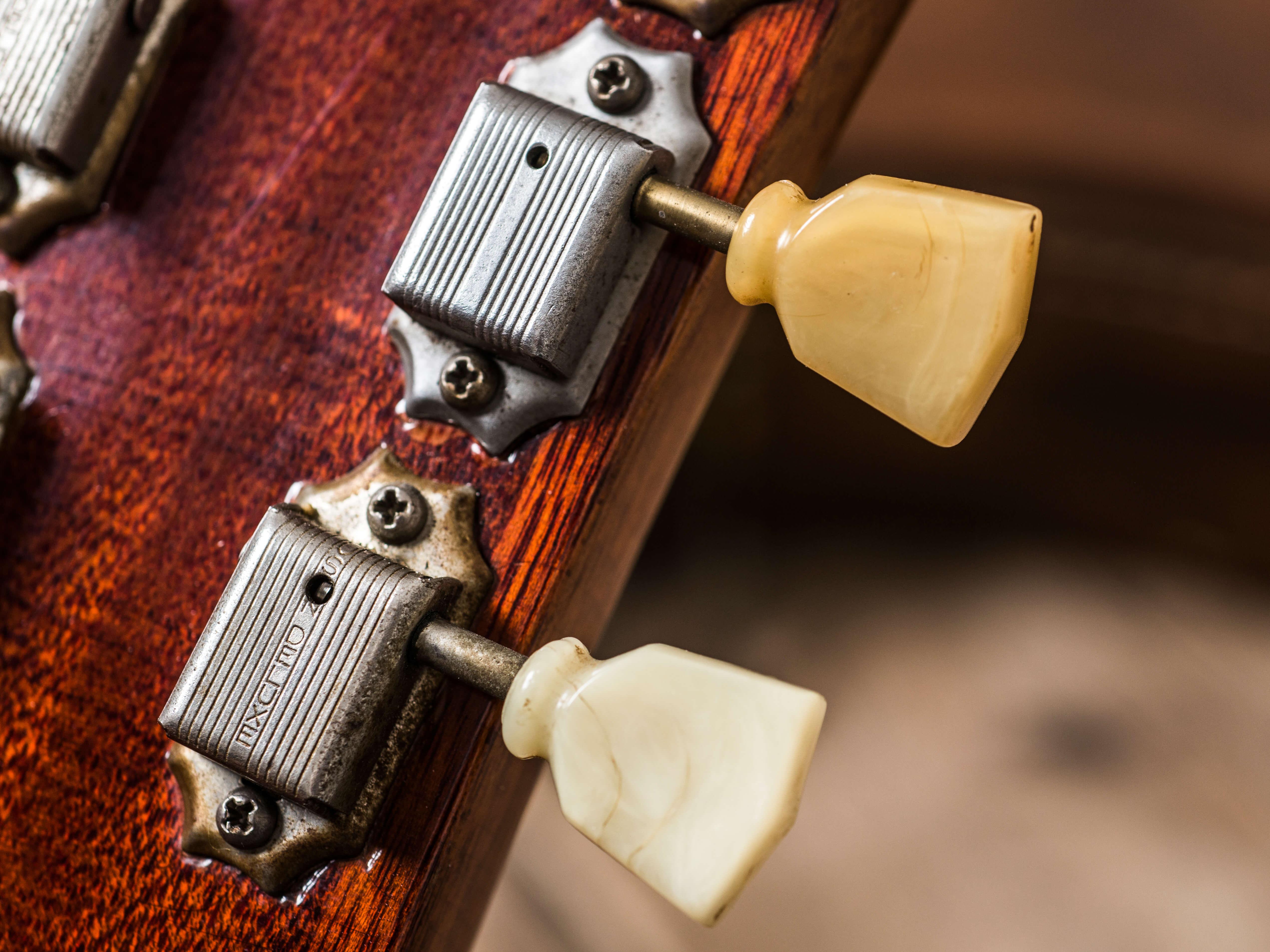 Gary Richrath 1959 Gibson Les Paul kluson tuners