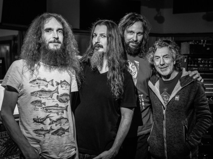 Guthrie Govan and The Aristocrats Black and White