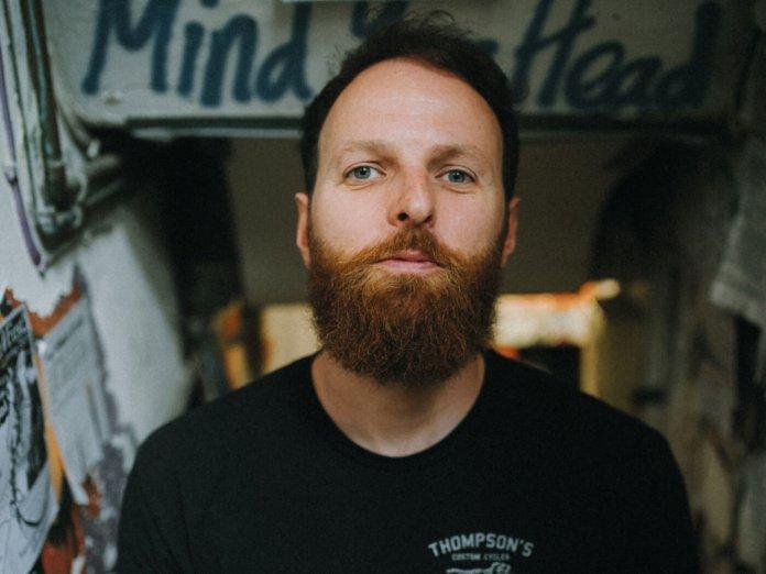 Matt Hornby of Chapman Guitars