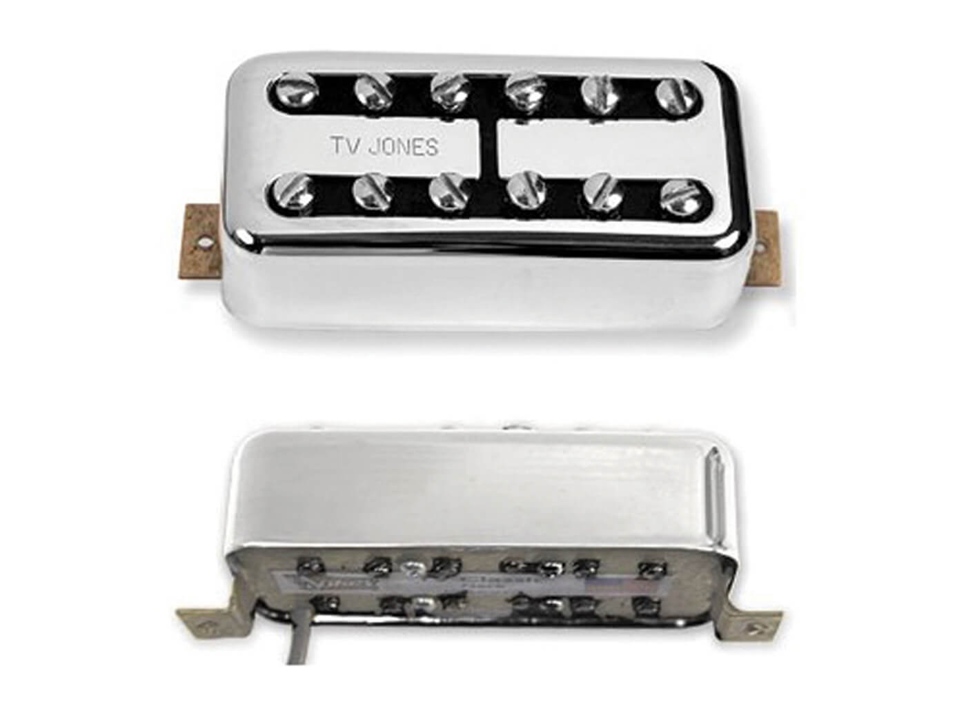 picture of english mount filter'tron pickups