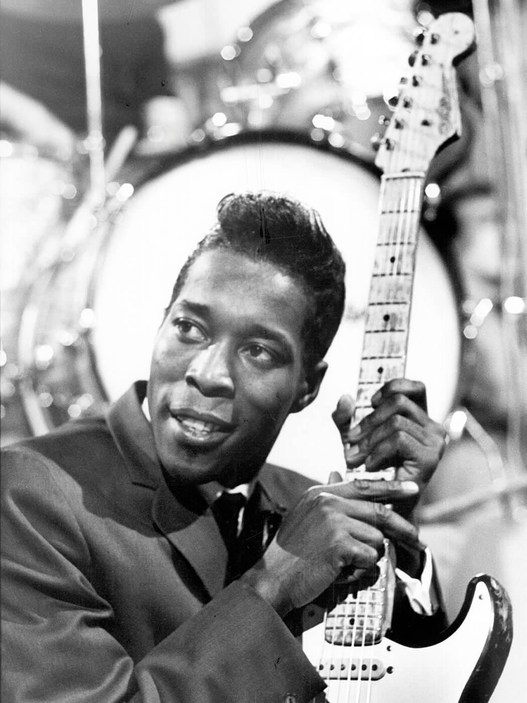 buddy guy stratocaster 1965