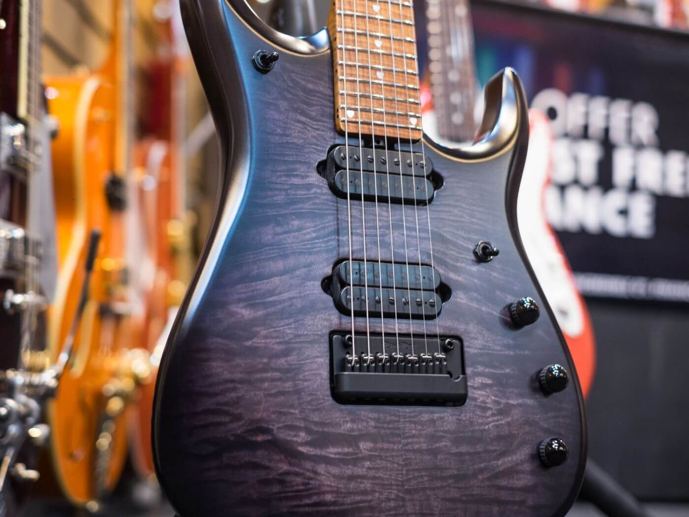 music man john petrucci 7-string