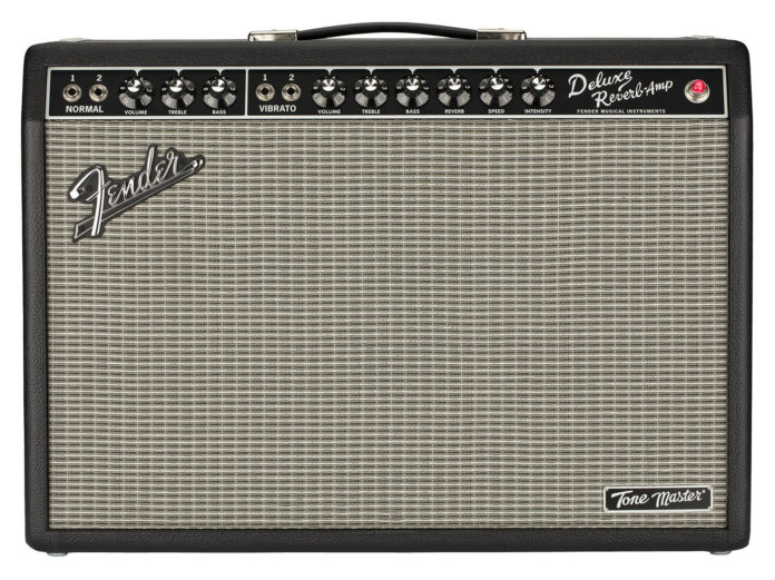 Fender Tone Master Deluxe Reverb front