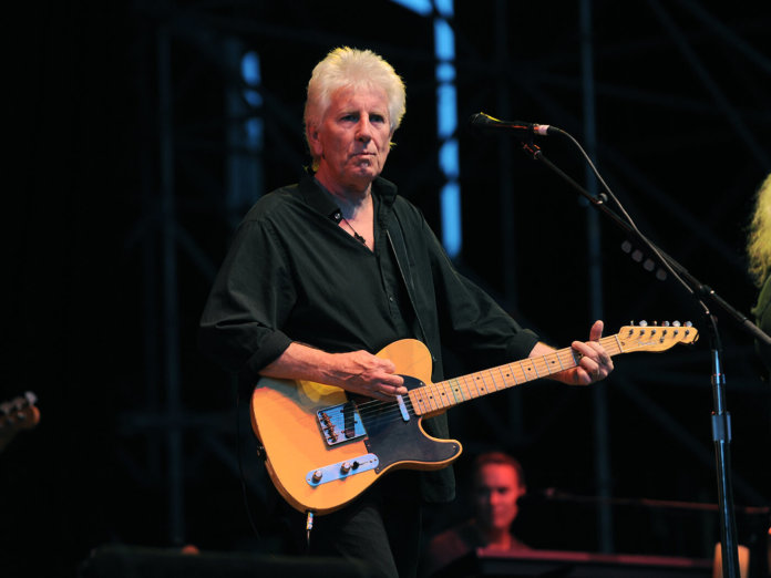 Graham Nash Milan Live