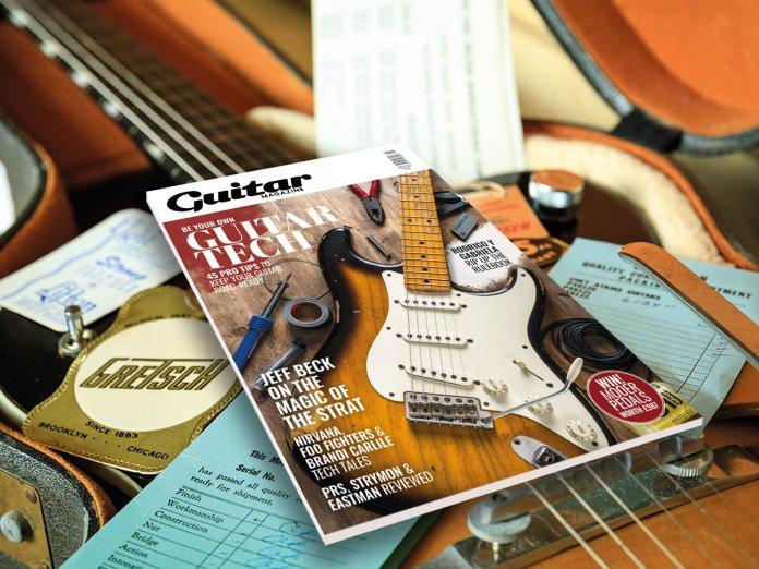 guitar magazine august 2019 issue