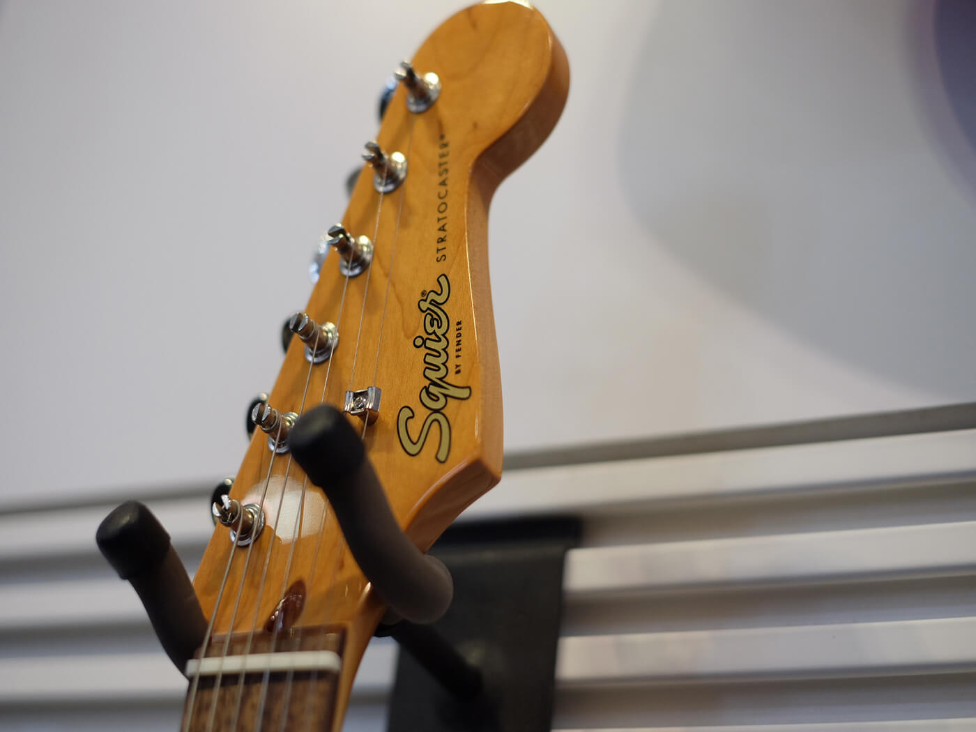 In Pictures New Fender Guitars And Pedals At Summer Namm