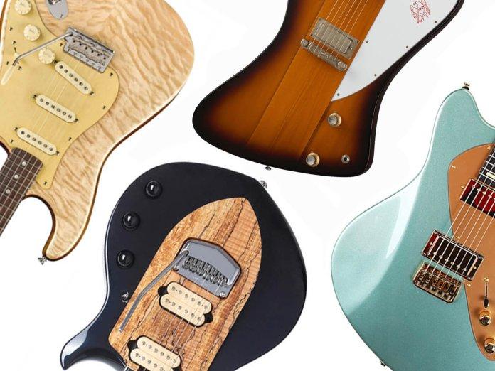 monthly guitar updates