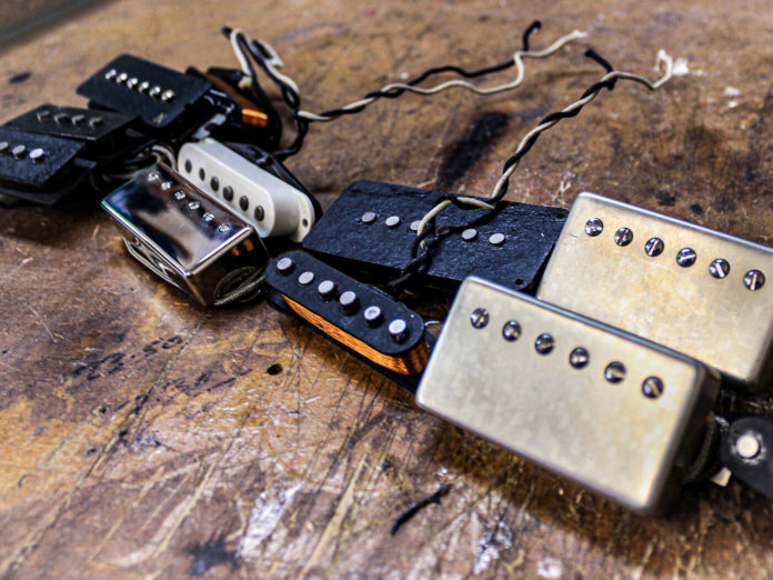 monty's guitars original series pickups