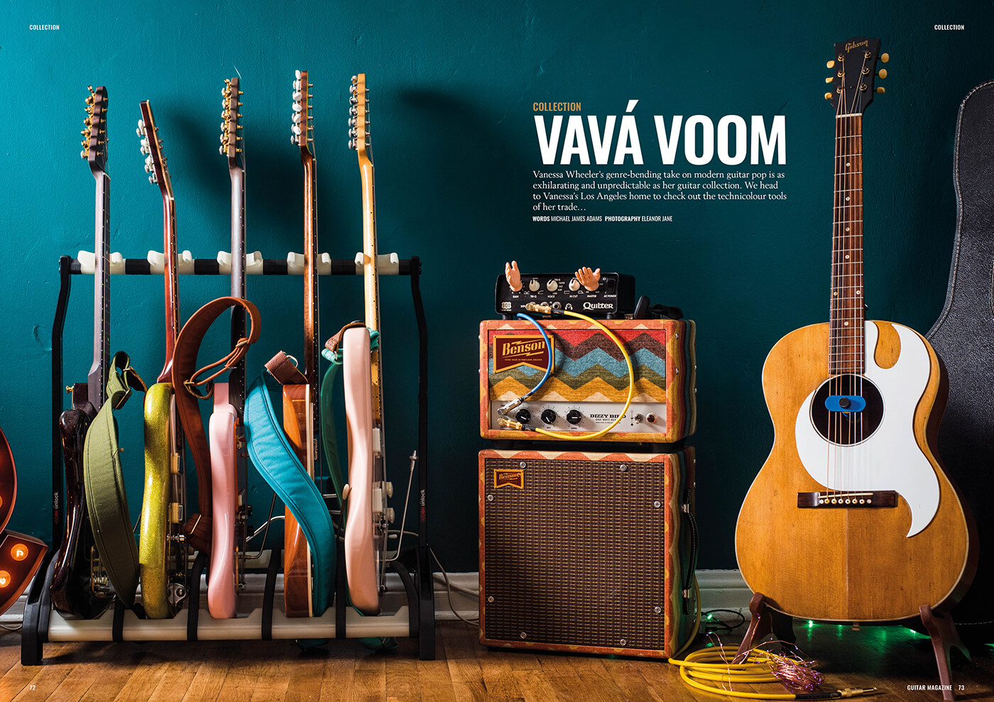 vava guitar collection