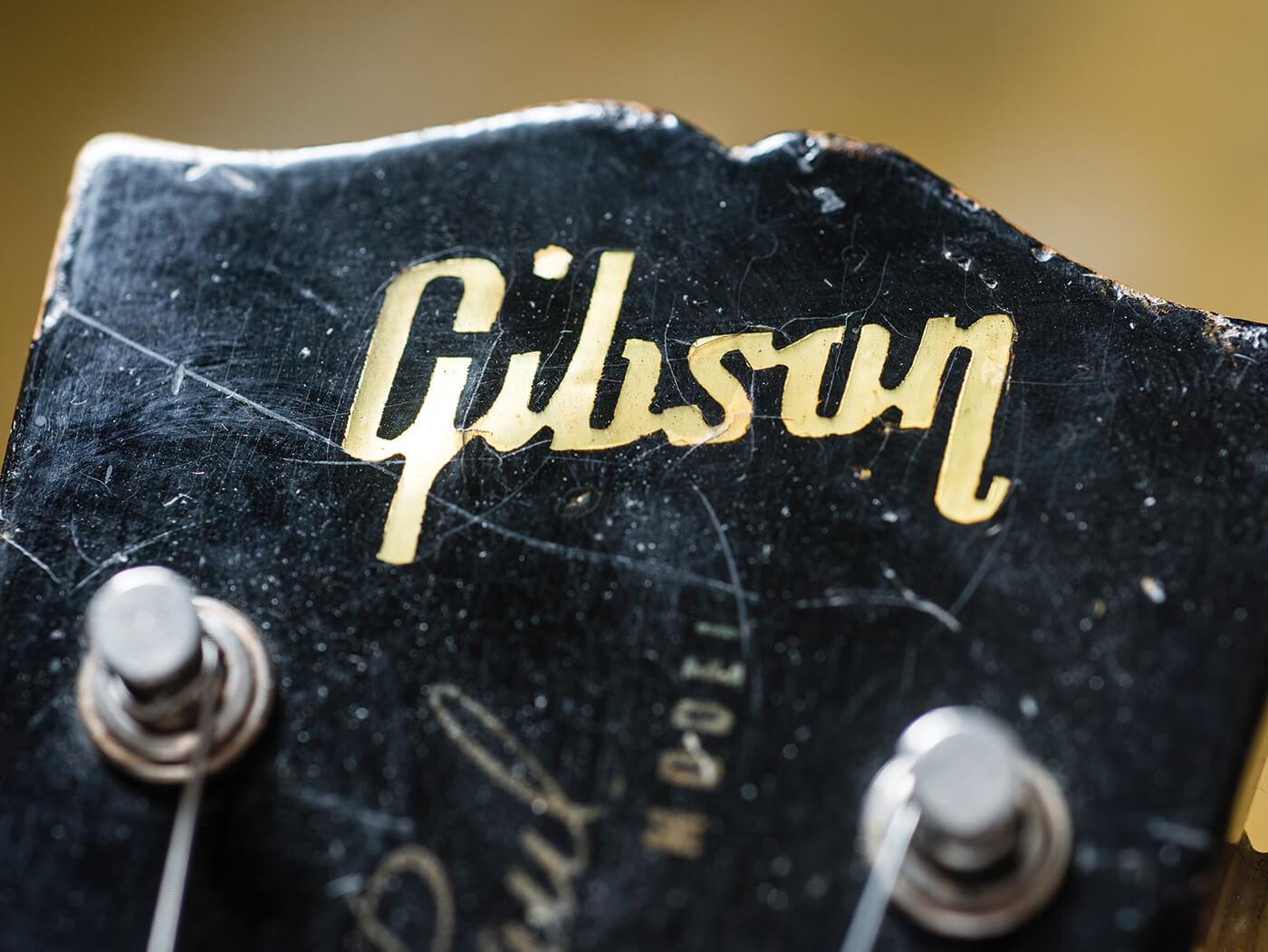 vintage gibson les paul standard burst