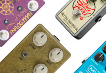 Best Overdrive Pedals 2020