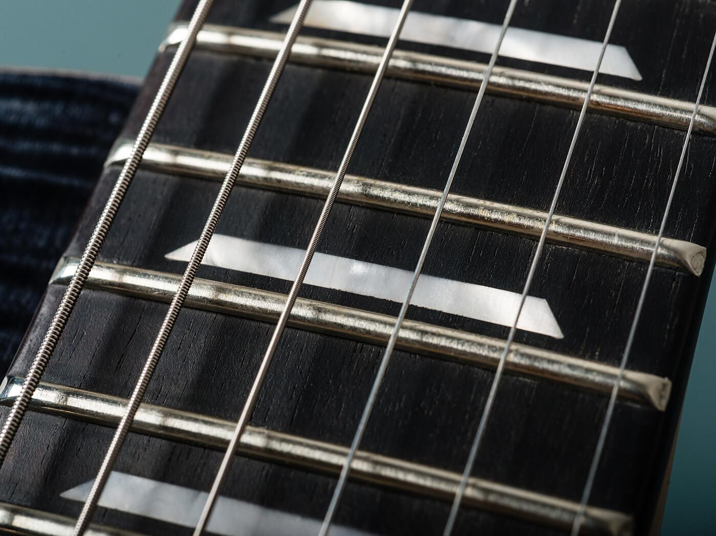 Chapman Guitars V2 ML2 Modern Standard C-shaped ebony fretboard