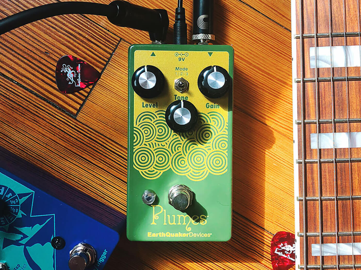EQD Plumes Overdrive