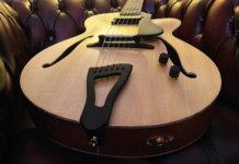 Fibonacci Guitars Ambassador Archtop
