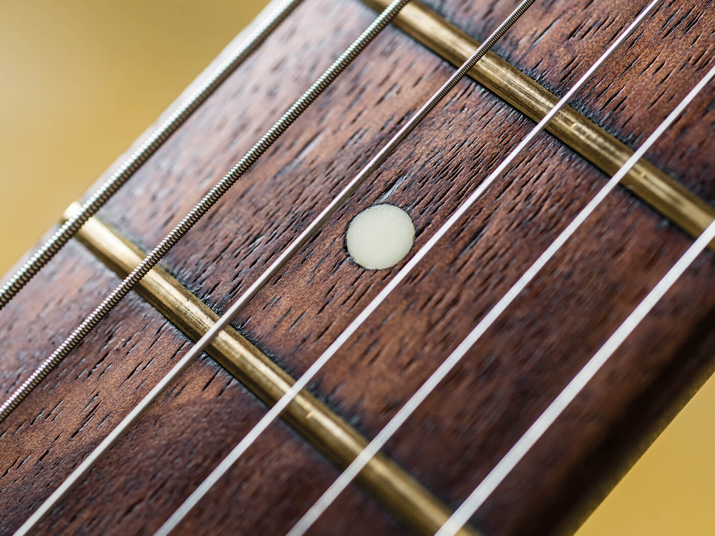 1950s kay archtop two door cinema club Matts Guitar Shop fingerboard inlay