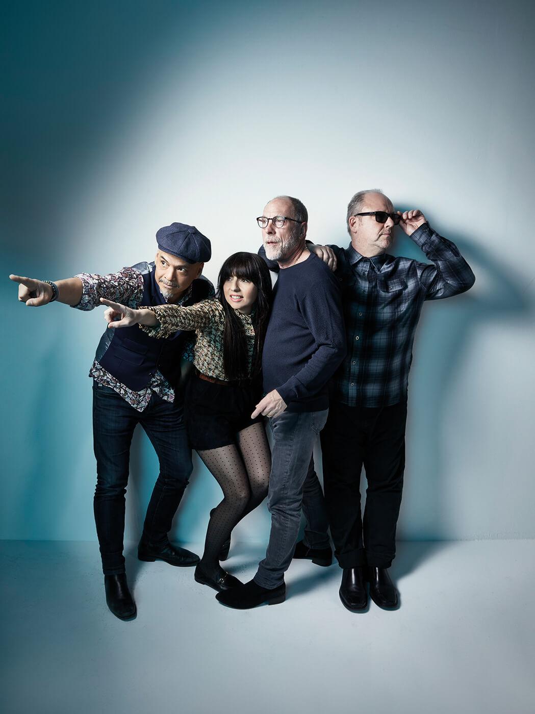 Pixies group shot