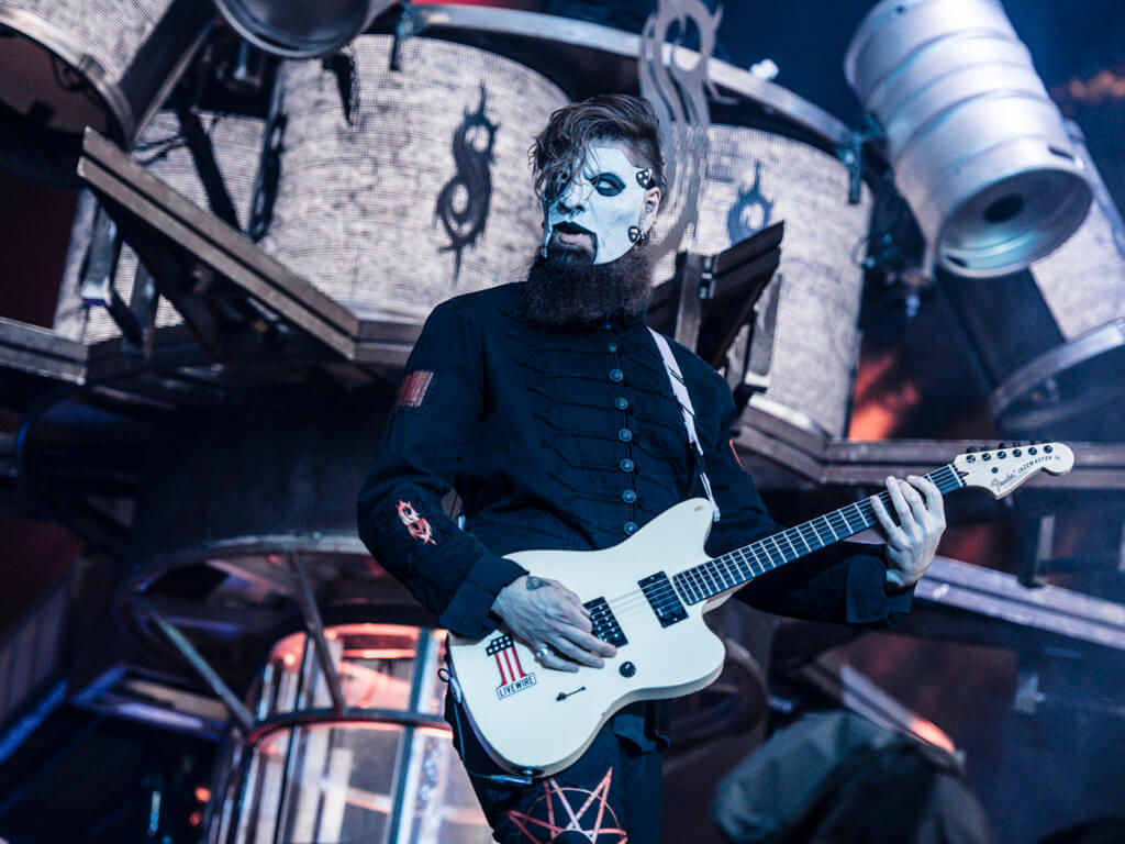 Slipknot wreak havoc with new song, Birth Of The Cruel