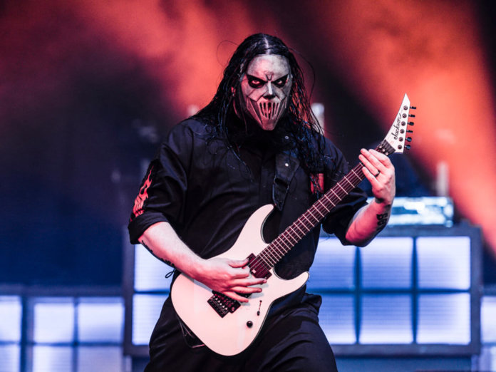 Slipknot Mick Thomson Download Festival 2019