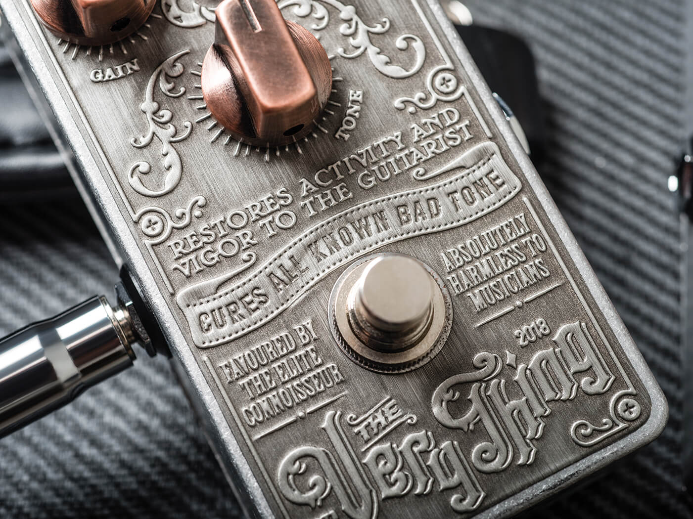 The Very Thing pedal