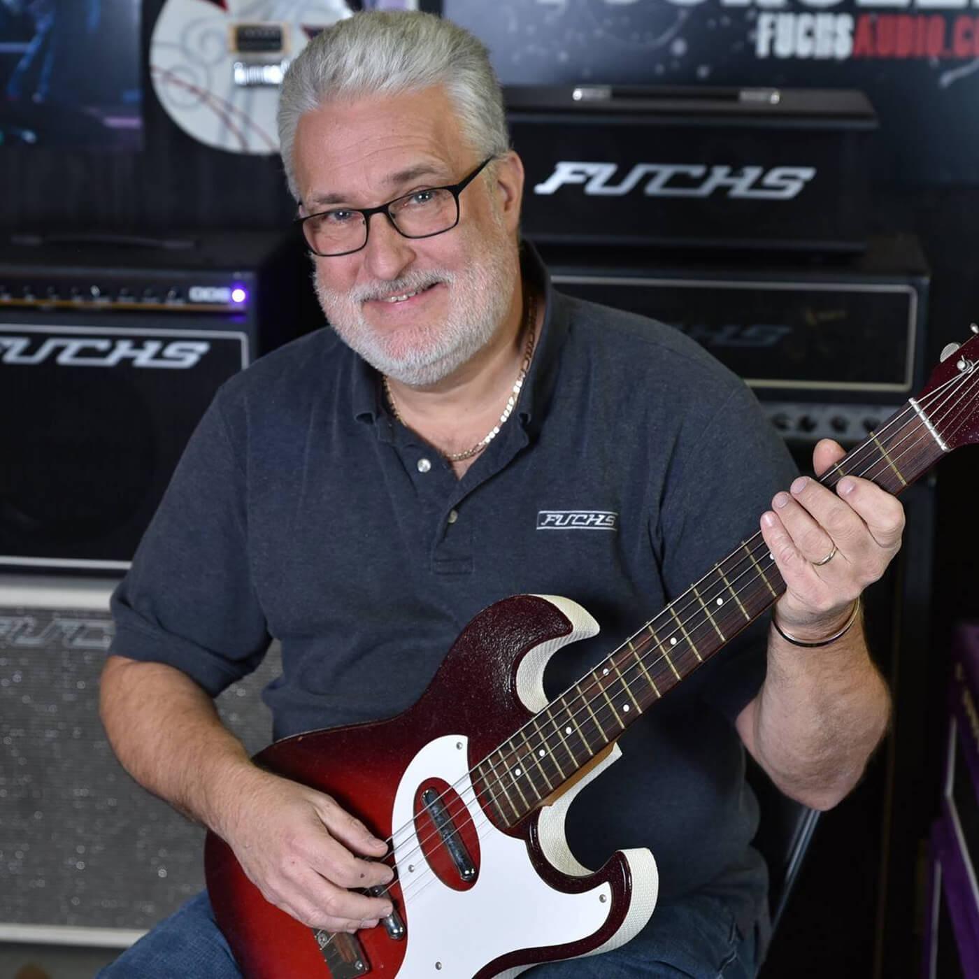 Andy Fuchs of Fuchs Amplification