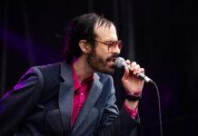 David Berman of Silver Jews singing