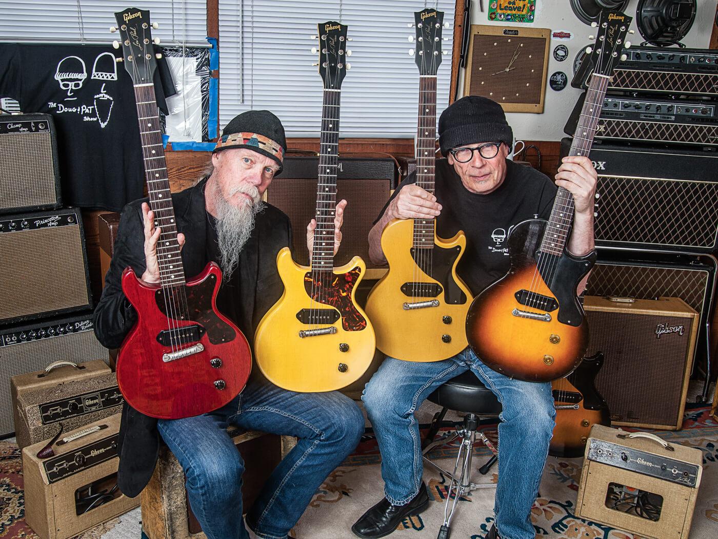 doug pat show youtube guitar collection
