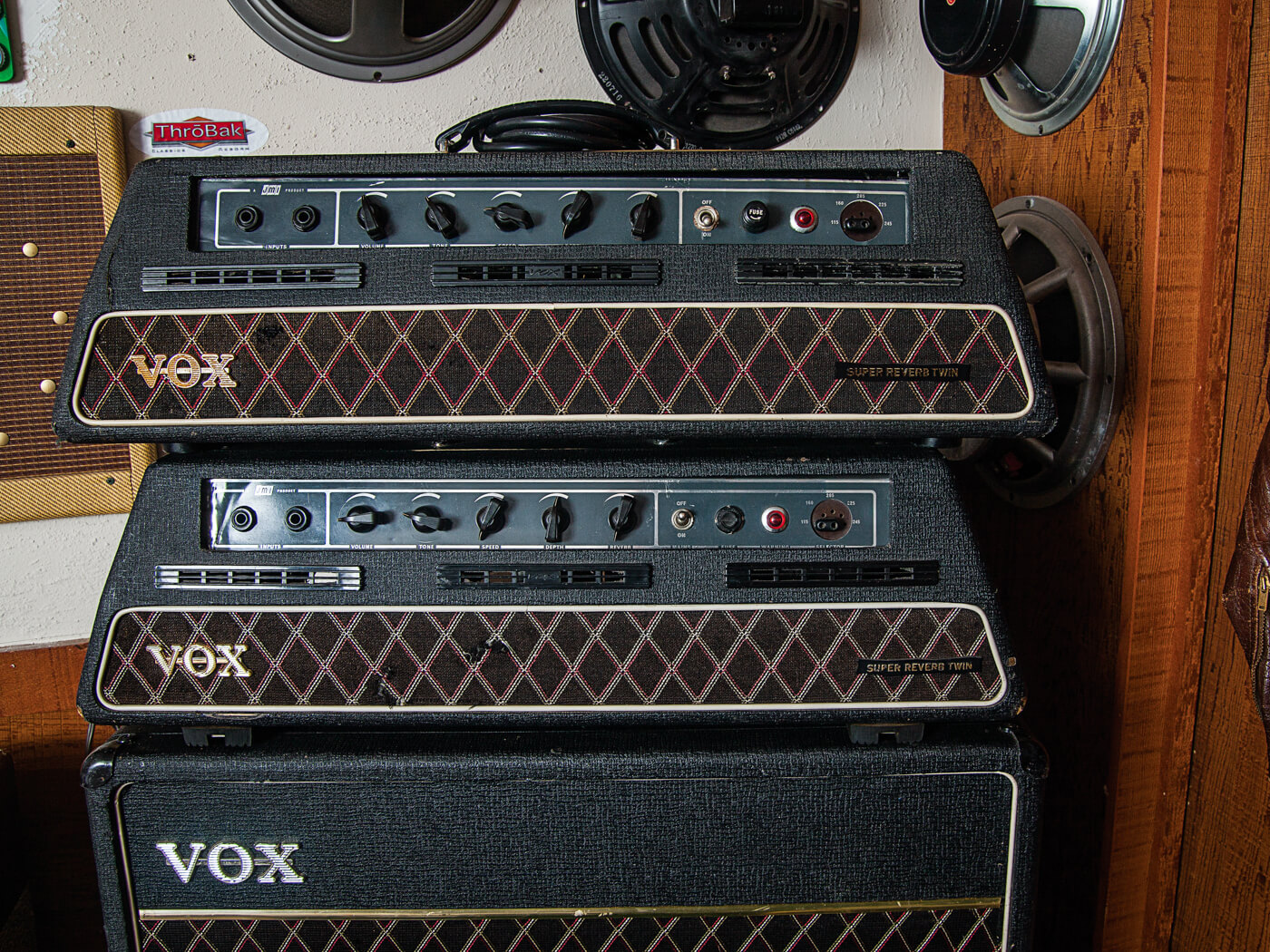 beatles vox amp