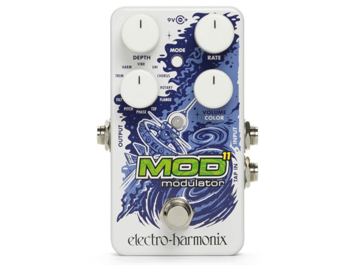 EHX Mod 11 Modulator pedal