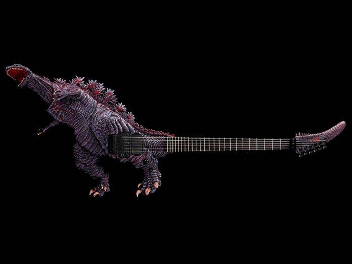 ESP Godzilla Guitar